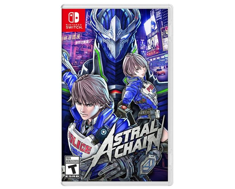 ASTRAL CHAIN (S) $49.99 via Best Buy. 2
