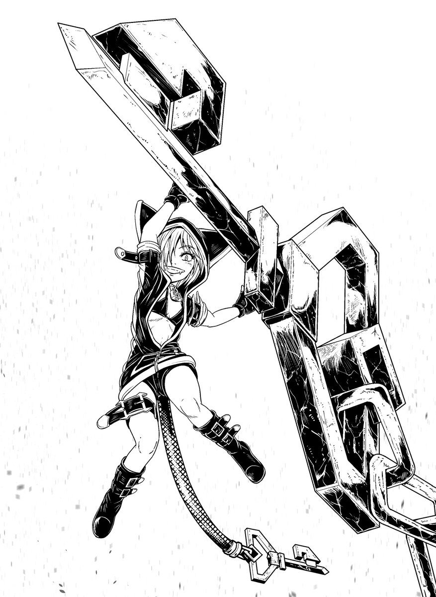 PCを新しくしたので、試し描きです。  #illustagram #artgram #illustration #イラスト #モノクロイラストpic.twitter.com/xHSfWaxHlY