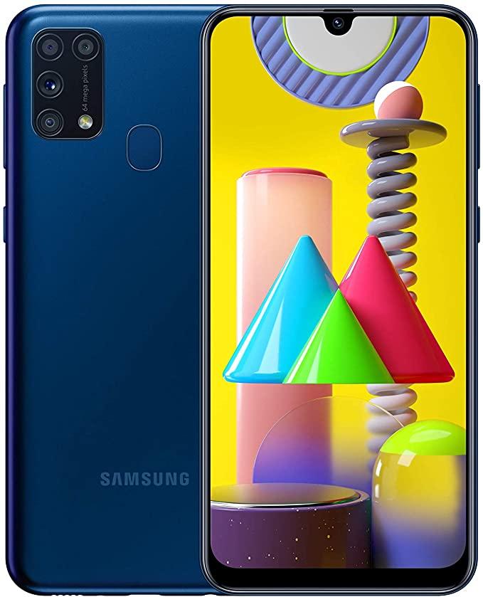 Samsung Galaxy M31 Mobile Phone; Sim Free Smartphone 6000mAh - £220 2