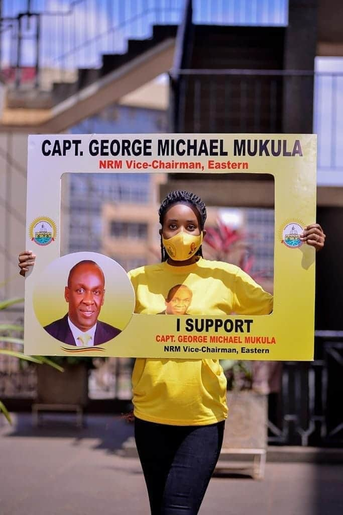 Tororo is painted yellow today, the yellow army is waiting to hear from Capitano @Mukulaa, I have already cleared the path #TeamMukula @NRMOnline @KagutaMuseveni