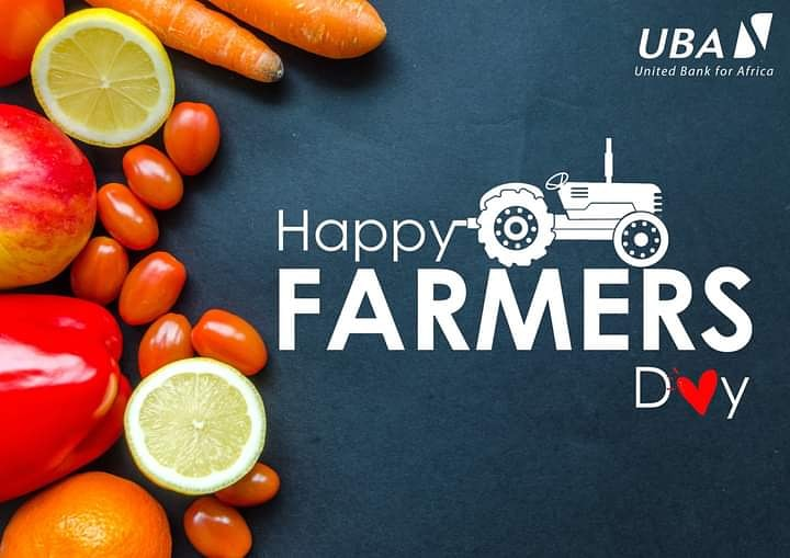The fruits of your labour are never hidden. Your efforts and results are evident. Your patience and determination for a bumper harvest is admirable in all seasons and conditions. We celebrate you, Our Farmers. Happy Farmers Day. #HappyFarmersDay #AfricasGlobalBank #UBAZambia https://t.co/DE1eWlfMDQ