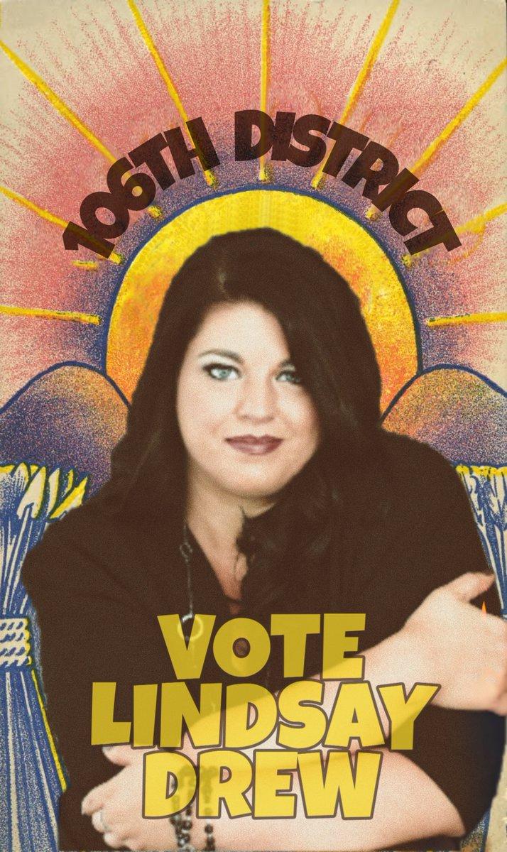 Vote @LindsayforPA106 @SheShouldRun
