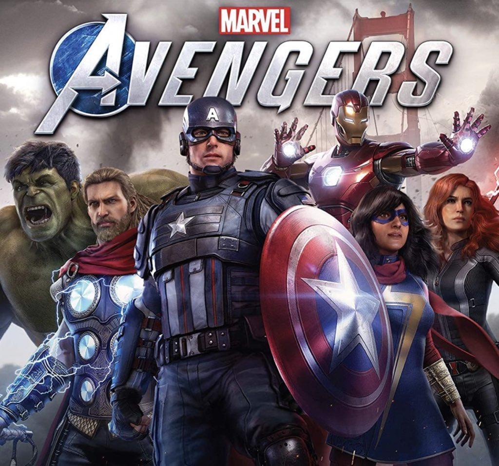 Top Pre-Order - PlayStation  Marvel's Avengers  2