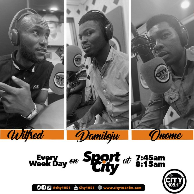 Arsenal defeat Chelsea to win 14th #FACup title  Lewis Hamilton wins 7th British Grand Prix  Oshoala scores twice for Barcelona + more  Join the discussion   On  #SportCity   with  @DsilentG x @OnomeAppeal x @damilojusaliu  from 7:45 AM  Follow @BetwayNigeria https://t.co/OcF1k4s3Ef