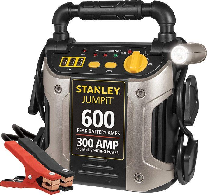 Go Quick!  Portable Power Station Jump Starter for $39.88!!  *Must have for any car!