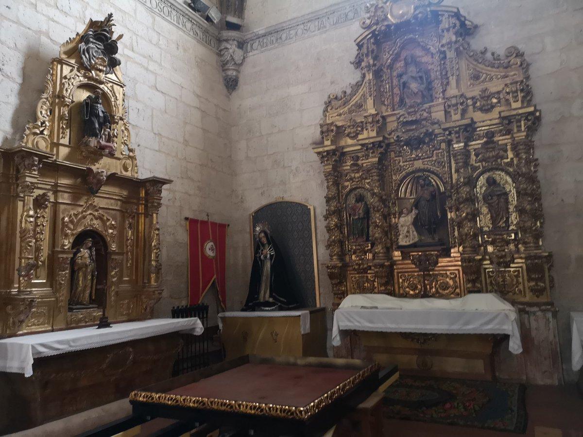 Colegiata de San Miguel, Ampudia @ViajesCultura1 @PalenciaAgenda @CyLesVida #google #googlelocalguides #cultura #viajes #historia #letsguide #culturainquieta #palenciapic.twitter.com/YNDfqzluU1