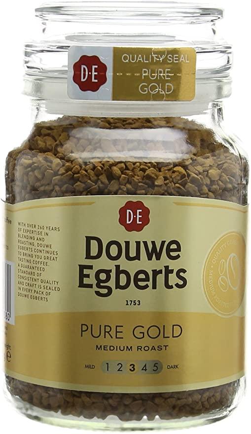 Douwe Egberts Pure Gold Coffee 6 x 190g - £18.00