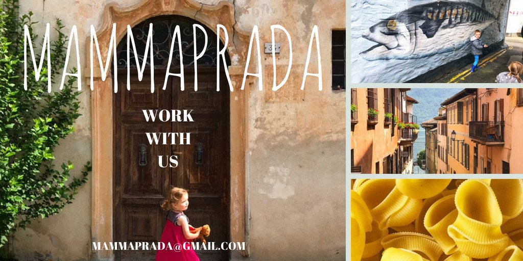 Looking for a blog with a difference? Meet the Prada clan! Raising bilingual babies, travelling, eating too much pasta and sharing our favourite things along the way... http://bit.ly/2LrfEUY #BloggersWanted #PRrequest #BloggersRequired #travelbloggers  #lifestylebloggers pic.twitter.com/1lLySN0O8V
