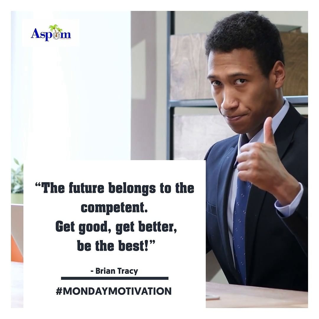 """""""The future belongs to the competent. Get good, get better, be the best""""  Happy new week. . . . . #aspomtravels #aspombirthservices #mondaymotivation #motivationalmonday #motivation #travelingram #travelcouple #travelgram  #travelphotography #travel_drops #travel #travel_capturespic.twitter.com/MW93Eve8i7"""
