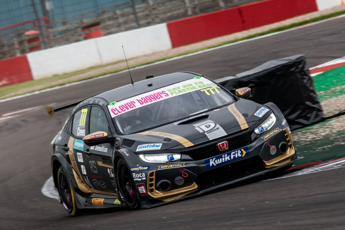 "📰 Podiums and Points for BTC Racing at Donington Park  🗣 It could have gone better, but all in all, I'm pleased with a podium and exceptionally happy to win the Jack Sears Trophy with Michael on his first outing.""  Read the full story👇  https://t.co/VXo1OsM6UW  #BTCC #WeAreBTC https://t.co/k839lFloE3"