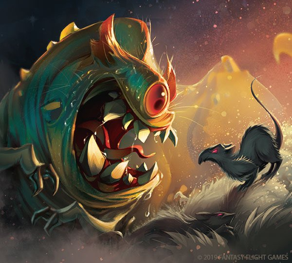Part way through I had my doubts about this illustration but I'm happy with the result. ~Savage Clash for Keyforge Mass Mutation~ #gameart #keyforge #artist #illustration #cardgame #digitalart #tcg #Illustrator #art #ArtistOnTwitter #characterart #creaturedesignpic.twitter.com/hWA7Ky1lXX