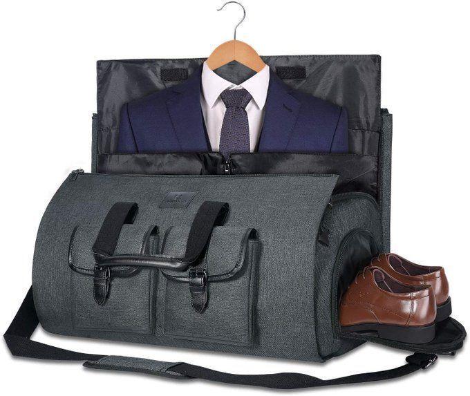 Duffel Bag / Weekender Bag for $26!    Use promo code; C3658FFQ