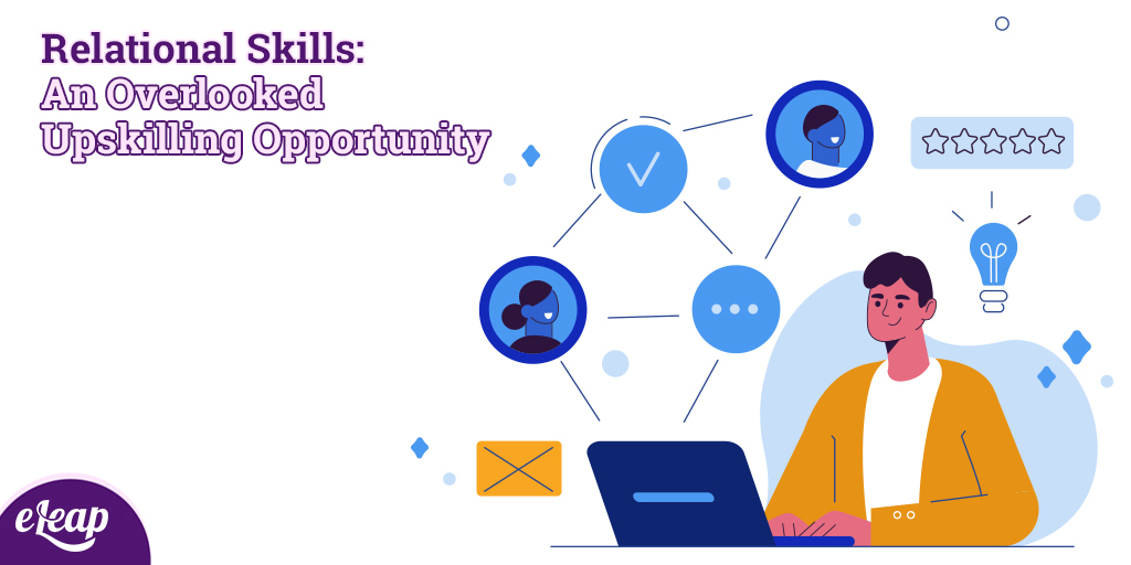 test Twitter Media - Upskilling is one of the most mentioned training and developing methods, but there is one segment that often overlooked, and that is Relational Skills. In this blog post, we will focus just on that. 🤔 . ⏩https://t.co/9bNp0k0c00⏪ . #skills #onlinelearning #elearning https://t.co/y9k4Me3FRE