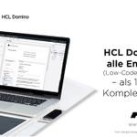 Image for the Tweet beginning: Von Low-Code bis Pro-Code: HCL