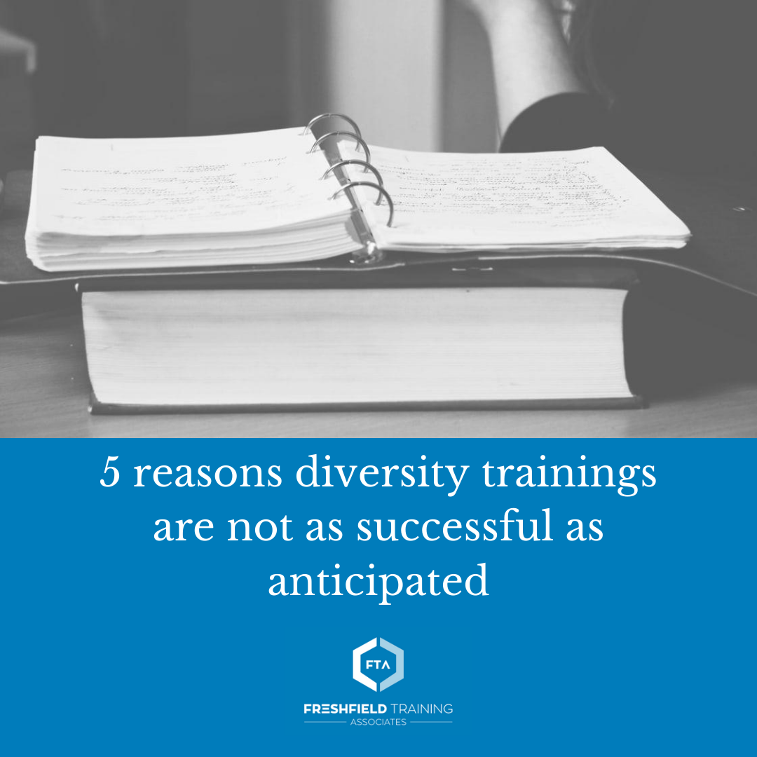 The track record for various forms of diversity training shows how difficult it is to change people's deeper attitudes and behaviors.  Read more: https://t.co/sfwD00wdRW https://t.co/jLUkAlAQ7O