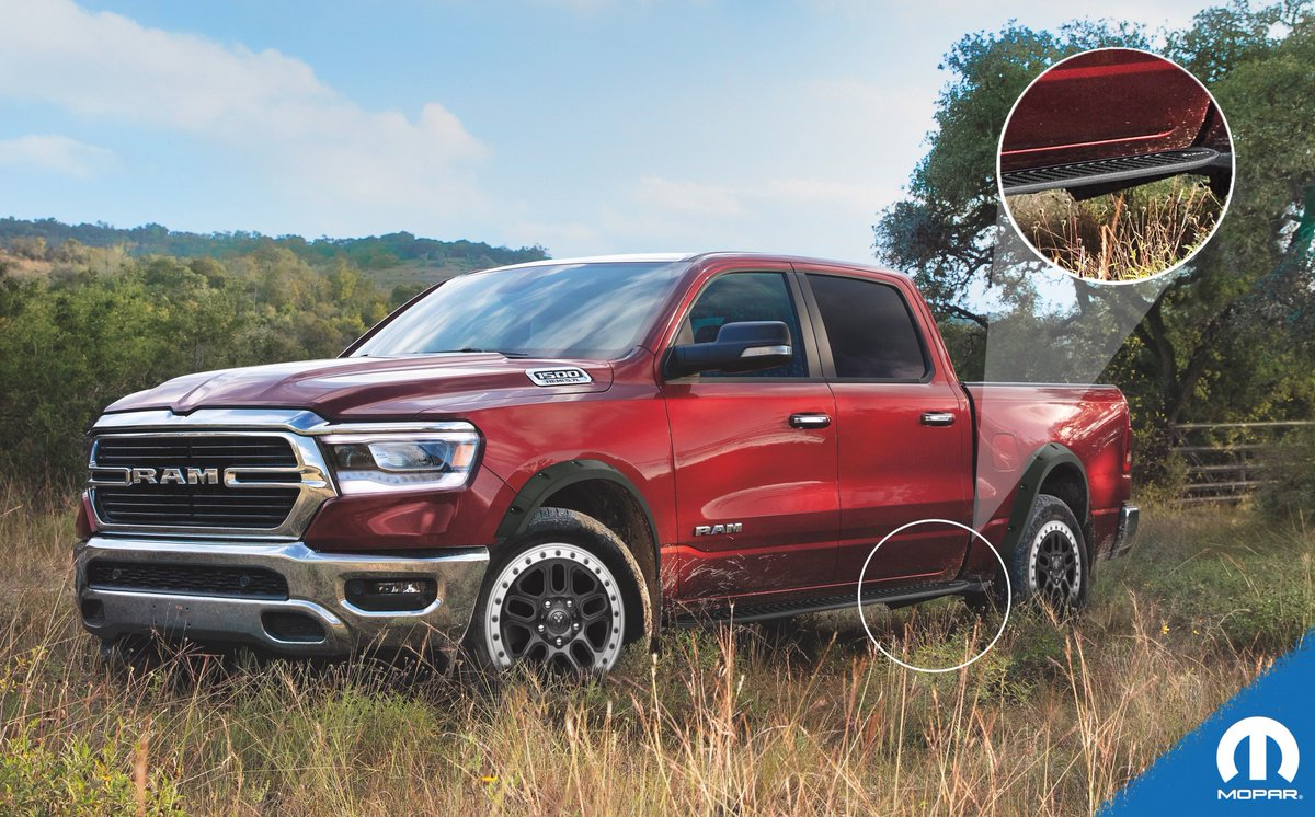 Step aside, competition. #Mopar offers a wide variety of running boards and sidesteps. https://t.co/SDZPkHrPKO https://t.co/JnyhWnwMw5