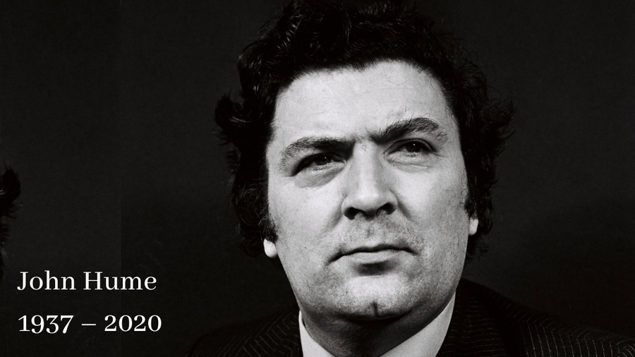 John Hume saw that lasting peace could only be built through empathy, tolerance, and democracy. He was a member of our Parliament for 25 years and his contribution to Europe will never be forgotten. The thoughts of the whole @Europarl_EN are with his family and friends.