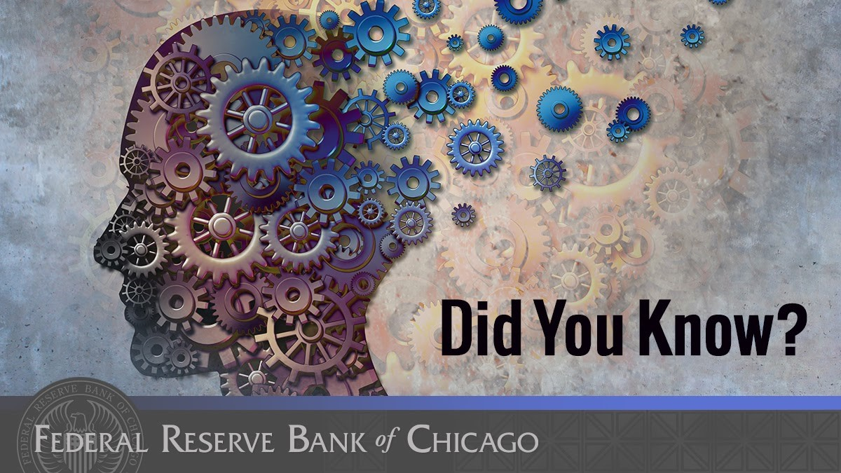 Did You Know…that our #ChicagoFedInsights blog features our research of the effects of COVID19 and the #economy and on #employment trends? Stay up-to-date with our latest research. https://t.co/Z0C1OJpt2y https://t.co/5xZEVr8i0Z