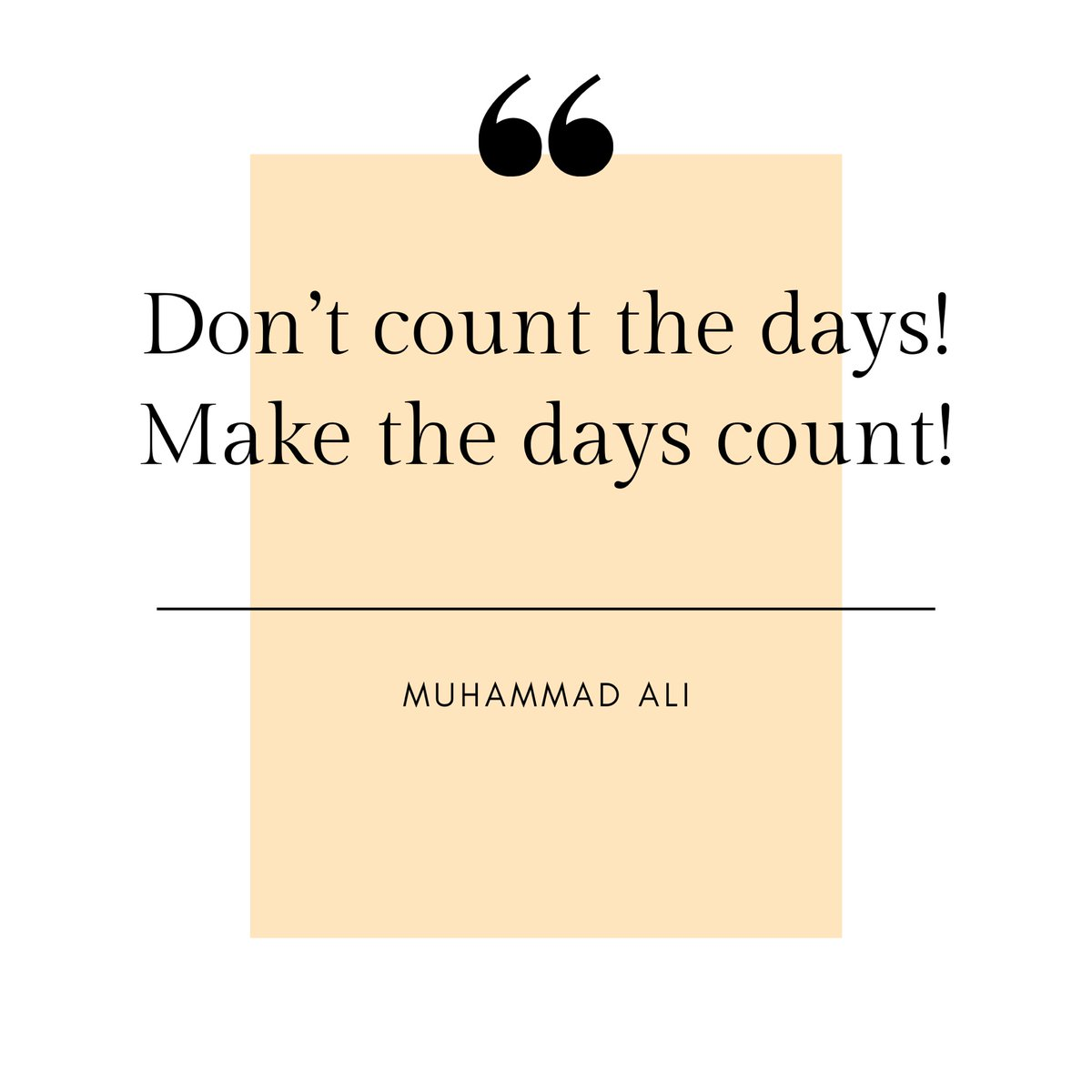 """Muhammad Ali was known as """"The Greatest"""" not because he was a great #boxer but also a true #inspiration to everyone around him. His #dedication to living like a #champion and never giving up continued till he died🌟 . . . . #nevergiveup #alwayskeeptrying #lifeisprecious #champs https://t.co/2YOWtktJ2U"""