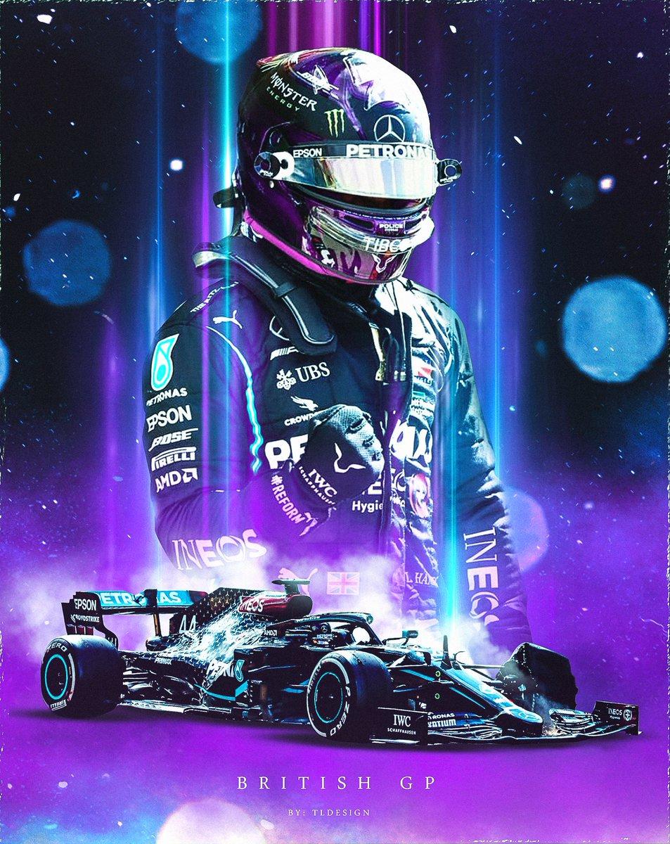 Lewis Hamilton #BritishGP Poster  #LH44 #F1 #MercedesAMGF1 https://t.co/5tZw64wJNI