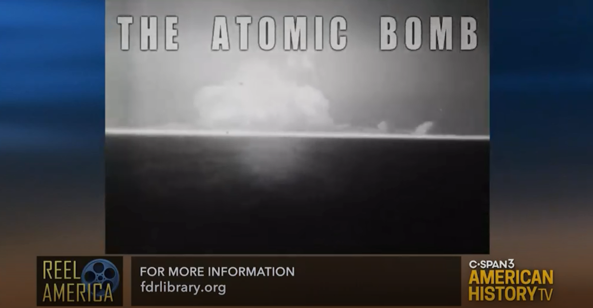 Have your students explore the decision to use the atomic bomb on Japan and address the question: Was using the atomic bomb necessary for ending World War II? c-span.org/classroom/docu… #sschat #historyteacher