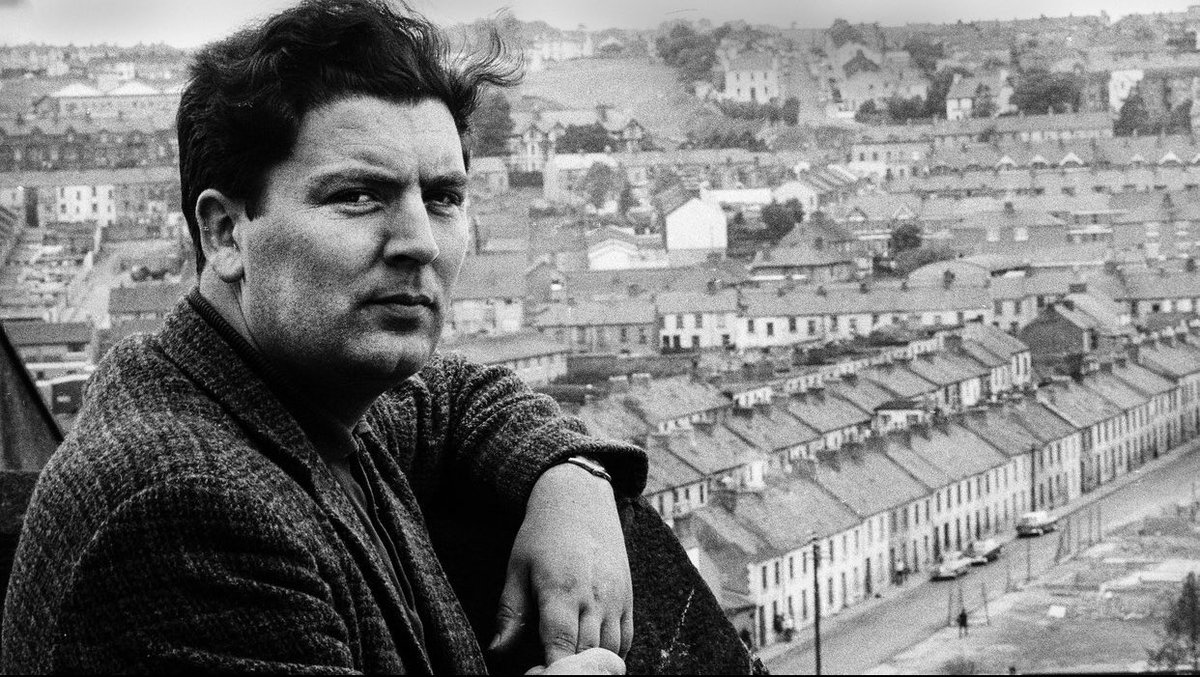 "Tonight, in change to schedule @RTEOne, we pay tribute to the life of #JohnHume. ""In the name of Peace : John Hume in America"", this evening, 9.35pm @RTEOne https://t.co/PnsG3Ch1N2"