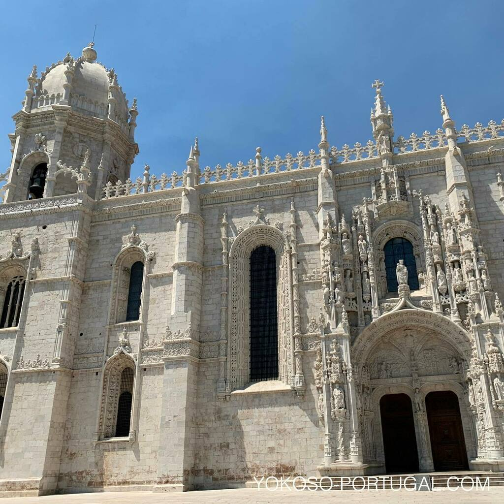 test ツイッターメディア - 世界遺産のジェロニモス修道院。大航海時代の富を贅沢に注ぎ込んだマヌエル様式の最高傑作。 #世界遺産 #ポルトガル #リスボン https://t.co/qbxz340YRi