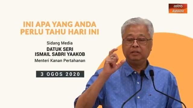 Polis Diraja Malaysia (PDRM) melalui Task Force Operasi Pematuhan telah membuat 59,266 pemeriksaan bagi memantau dan menguat kuasa pematuhan prosedur operasi standard (SOP) Perintah Kawalan Pergerakan Pemulihan (PKPP) semalam. #NormaBaharu #DisiplinMalaysia #HapusCOVID19