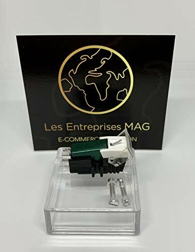 Cartridge + Diamond stylus for Pioneer PL50, PL518, PL512, PL530, PL630, PL A45D Forest Green #instruments pic.twitter.com/N8sL1KQEaY