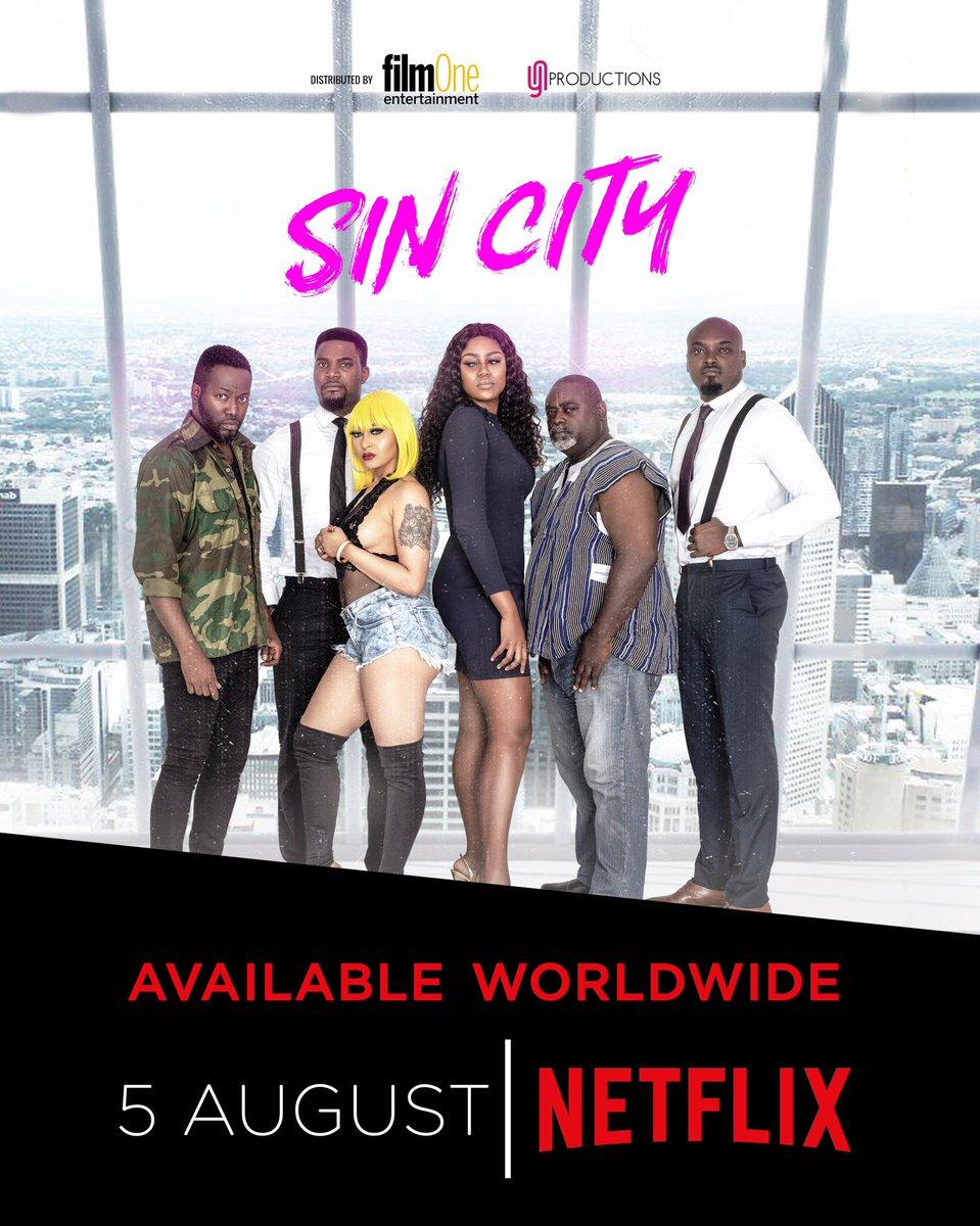 SinCity  this wednesday  #netflix #sincity #ynproductionspic.twitter.com/BoK6AW5Mgp