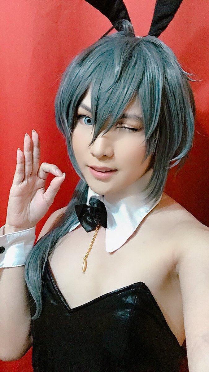 I forgot that yesterday 8/2 was bunny day. Here's a late submission! #椎名ニキ #yuri #niki #nikishiina #ansuta #ensemblestars #cosplay #cosplayers #yuricos #yurinanami #yuriaoki #cosplaylife #anime2020 #cosplayph #worldcosplay #animecosplay #cosplayworld #crazyb #バニーの日pic.twitter.com/TI75ySvifb