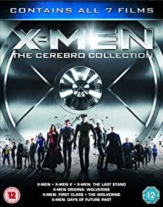 X-Men The Cerebro Collection Blu Ray - £8.07
