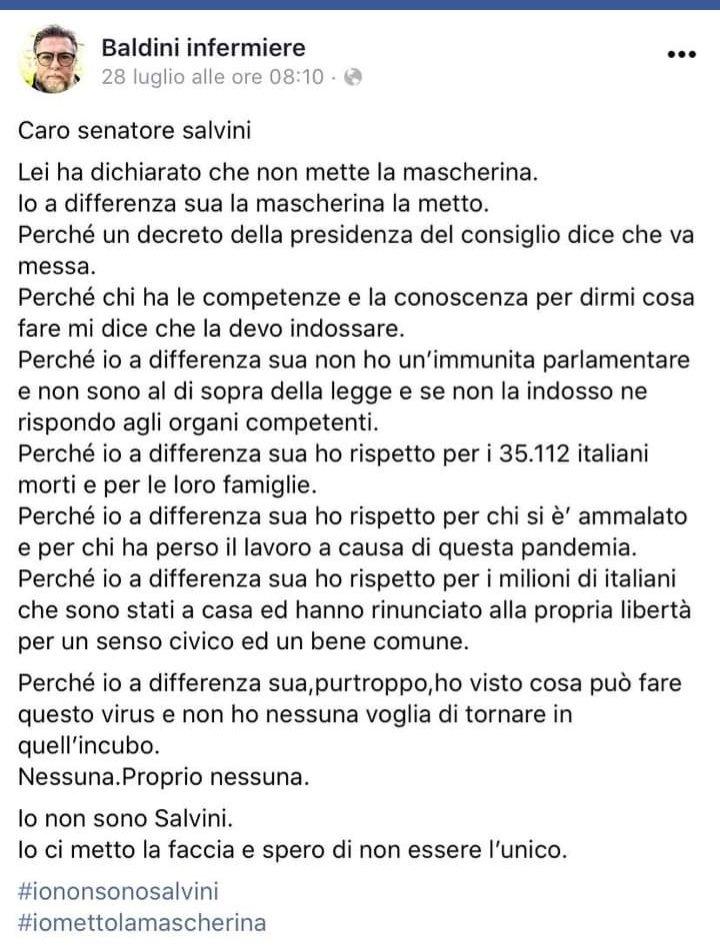 #iononsonosalvini