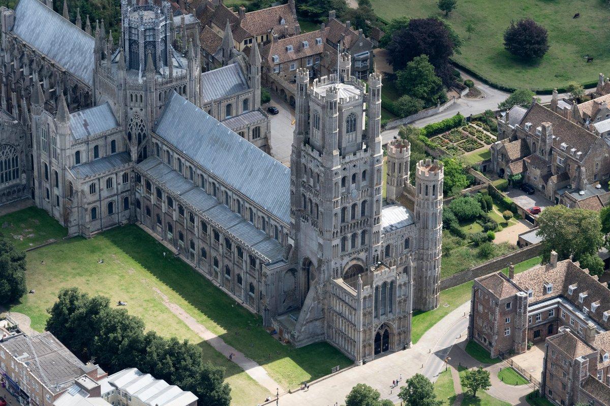 Ely Cathedral aerial image - Cambridgeshire UK #Ely #aerial #image #Ely_Cathedral #Cambridgeshire #aerialphotography pic.twitter.com/qeBecjWRSz