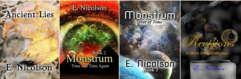 All E. Nicolson books available @ http://www.amazon.com/-/e/B008P3P5LS https://www.amazon.co.uk/E-Nicolson/e/B008P3P5LS…  #scifi #5stars #paranormal #contemporary #timetravelpic.twitter.com/4nnS3Gd6I0