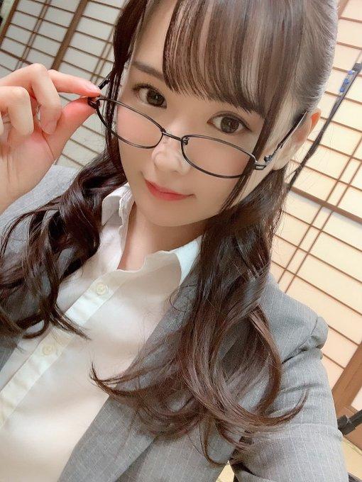 AV女優広瀬なるみのTwitter自撮りエロ画像17