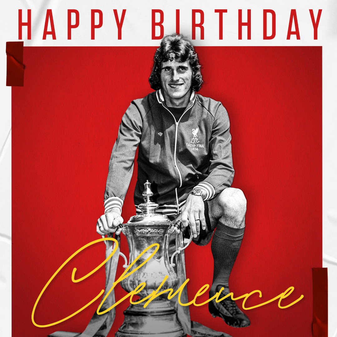Have a great birthday, @RayClem1! 🎉