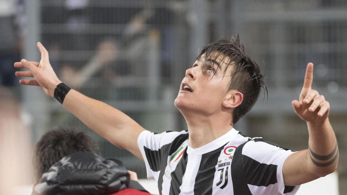 Please God let Dybala be fit for Lyon 🙏🏻
