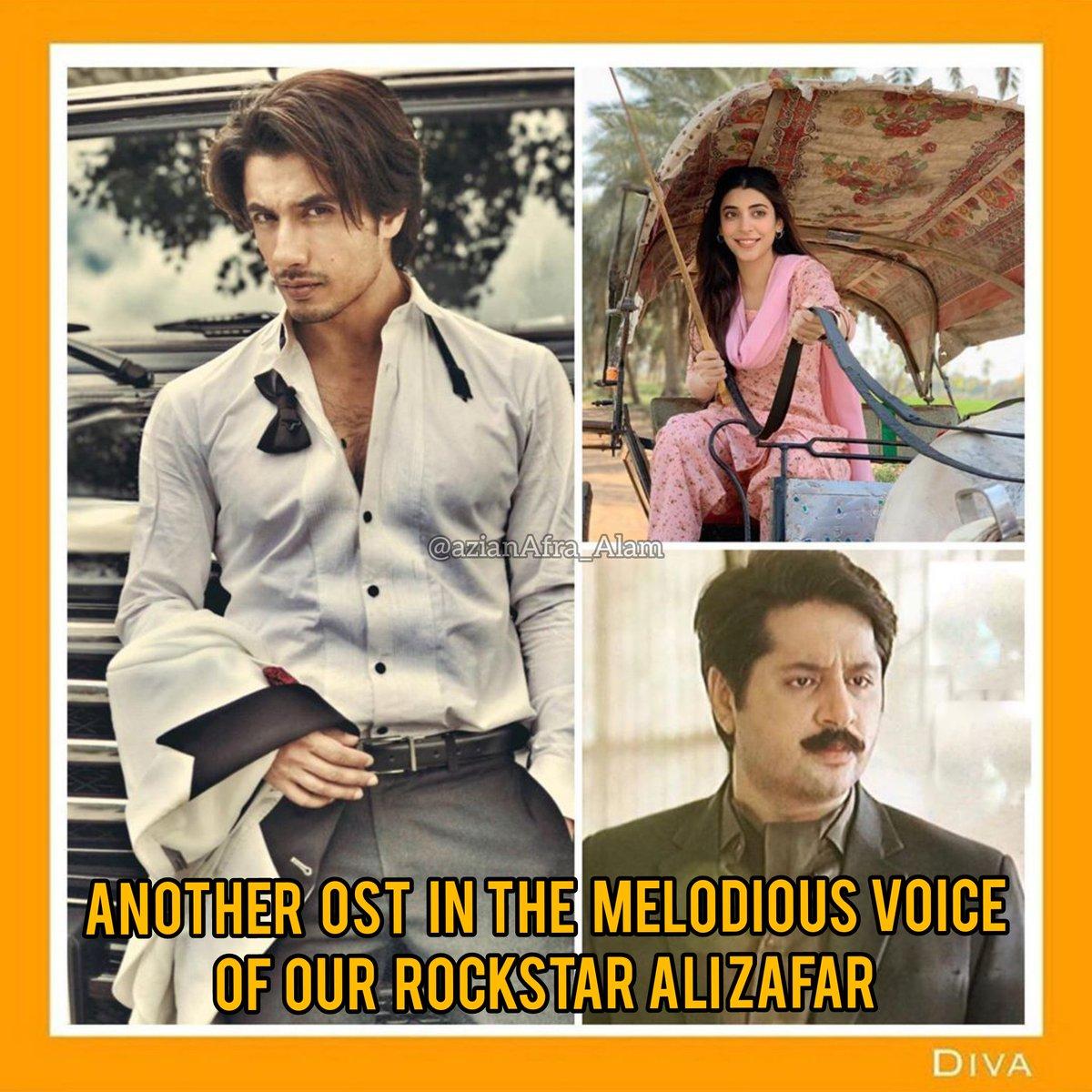 Good News  Our #rockstar @AliZafarsays gave his voice to the OST of upcoming drama serial #Mushk featuring #ImranAshraf and #UrwaHocane . @ImranAshraf @VJURWA @aehsuntalish .  #alizafar #singer #pakistan #music #musician #musicianspic.twitter.com/DEo3VAi48e