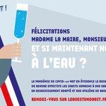 Image for the Tweet beginning: Les équipes municipales sont désormais