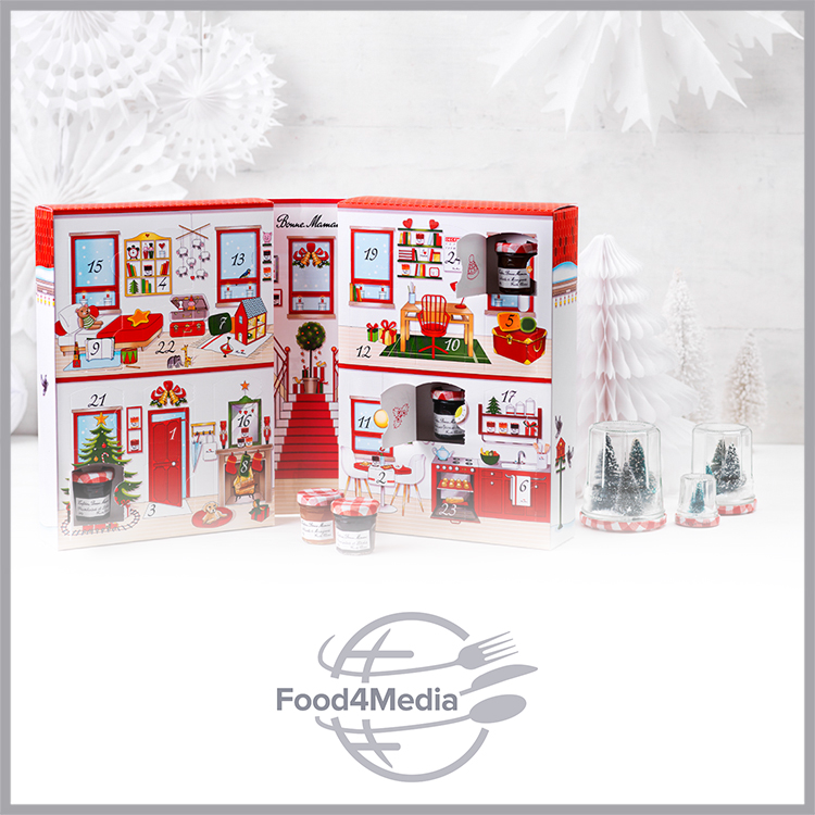 New Bonne Maman Advent Calendar 2020   https://food4media.com/showPRPreview/100074010 …    Secure Media Coverage for your Food & Drink Brand. Free Trial: https://bit.ly/3hwW8md   #Christmas2020 #AdventCalendar #BonneMamanpic.twitter.com/Kppg1u3BRq