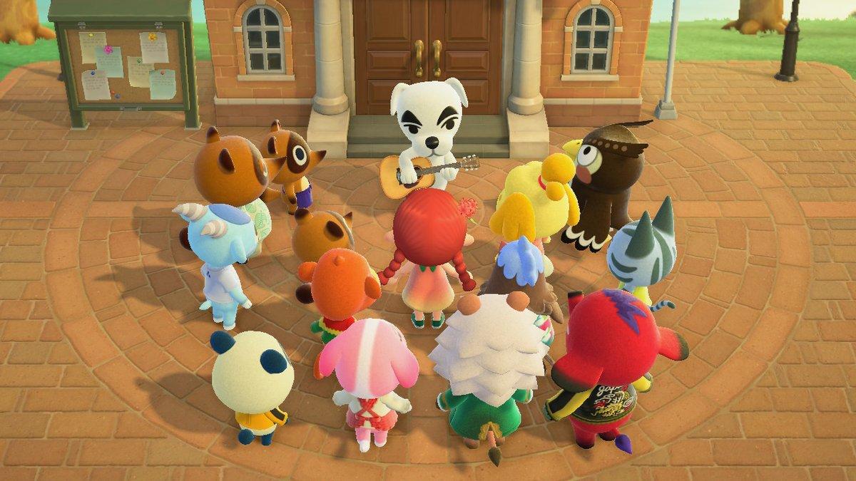 とたけけさーーーーーーん #どうぶつの森 #AnimalCrossing #ACNH #NintendoSwitch pic.twitter.com/8kTmyx1Ak0