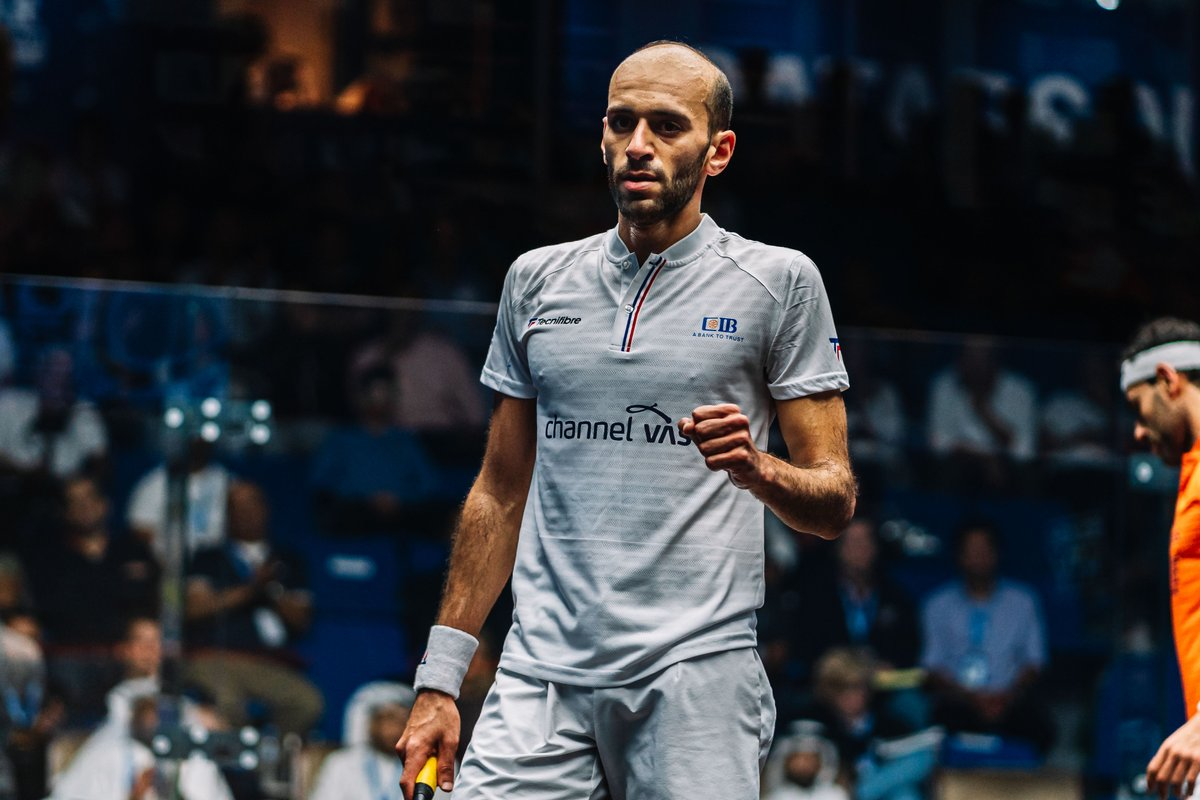 """test Twitter Media - 🗣 """"Being unseeded in big tournaments sometimes makes it harder to progress in the later stages of the event.""""  @maelshorbagy spoke to us about how key it was for him to get back into the top eight of the @PSAWorldTour rankings ⬇️  https://t.co/wheRqOfDiv https://t.co/ki89cEle1g"""