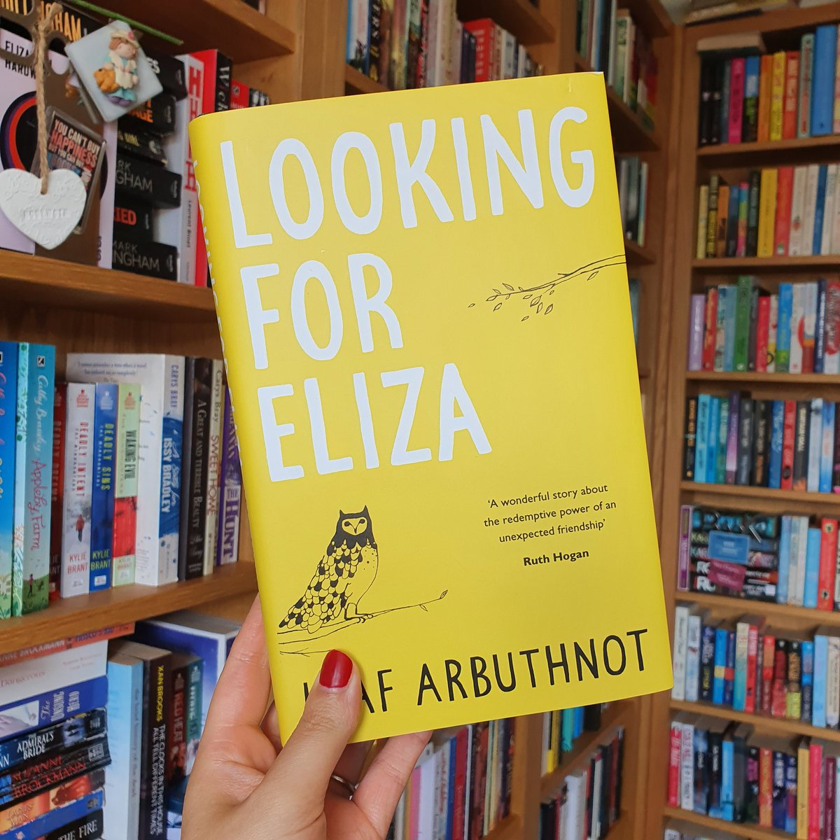 In the mood for a giveaway today, so offering up my copy of  Looking For Eliza by Leaf Arbuthnot, perfect for fans of #pensionersinthepages and intergenerational friendship.   Just follow, retweet and comment to get your name in the hat. Uk only ends 5th August 8pm. https://t.co/EJDHLhZ7A9