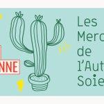 Image for the Tweet beginning: Mercredis de l'Autre Soie :
