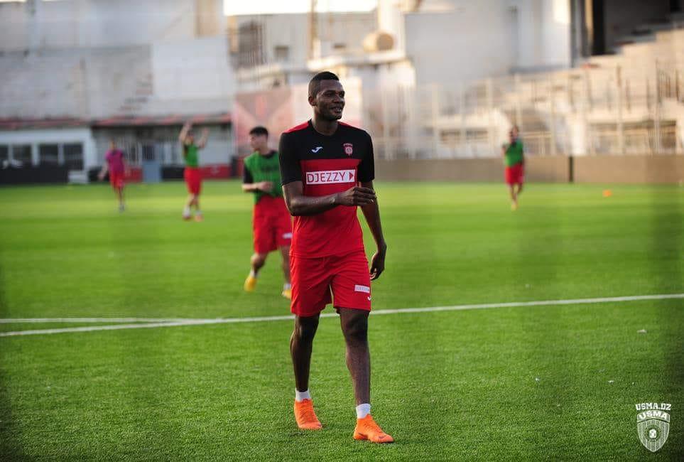 Africa Top Sports - Prince Ibara : vers un arrangement avec l'USM Alger http://tinyurl.com/yxcynv67pic.twitter.com/qYFQWRCk3P