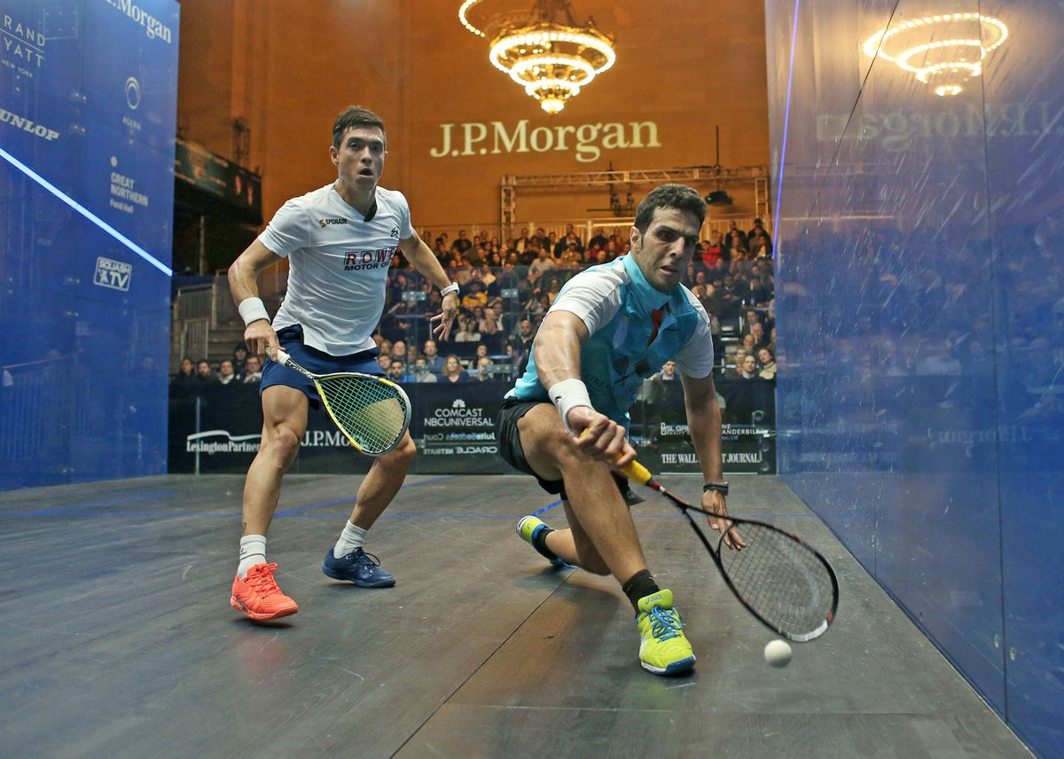 """test Twitter Media - 🗣 """"Loss, depression, frustration, hurt, they all hit me hard, but you have to focus on getting to the other side and the most important thing is to believe in yourself.""""  @mosaadsquash tells @spitfiremedia how he has risen back up the rankings ⬇️  https://t.co/Kd8feGdcNs https://t.co/ykgGfIQStg"""