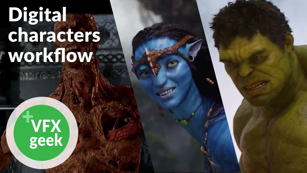 Bringing The Mummy to life, and other spectacular VFX creations! #VFX #behindthescene #characteranimation #ILM #CGI #Avatar #specialeffects  https://youtu.be/6--OICaLrggpic.twitter.com/AaBATQ81e7