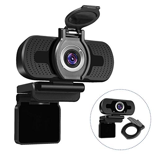 Grab a Dericam High Definition Webcam, HD Computer Camera, 2 m for only £28.89