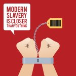 Image for the Tweet beginning: Modern Slavery is the topic